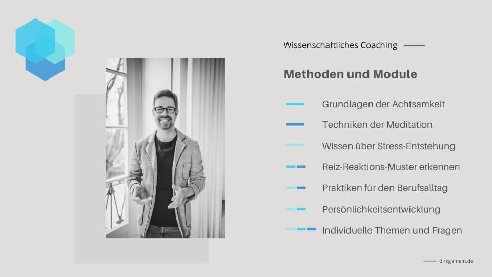 Online Coaching Achtsamkeit im Unternehmen Dirk Gemein BGM Stress Prävention Resilienz Seminare
